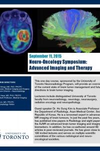 Neuro-Oncology Symposium