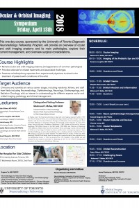 Ocular and Orbital Imaging Symposium
